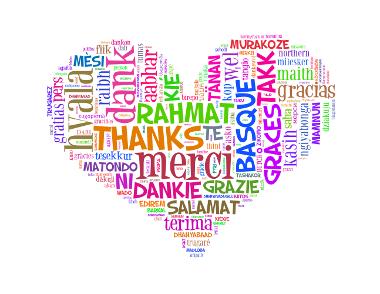 thank heart