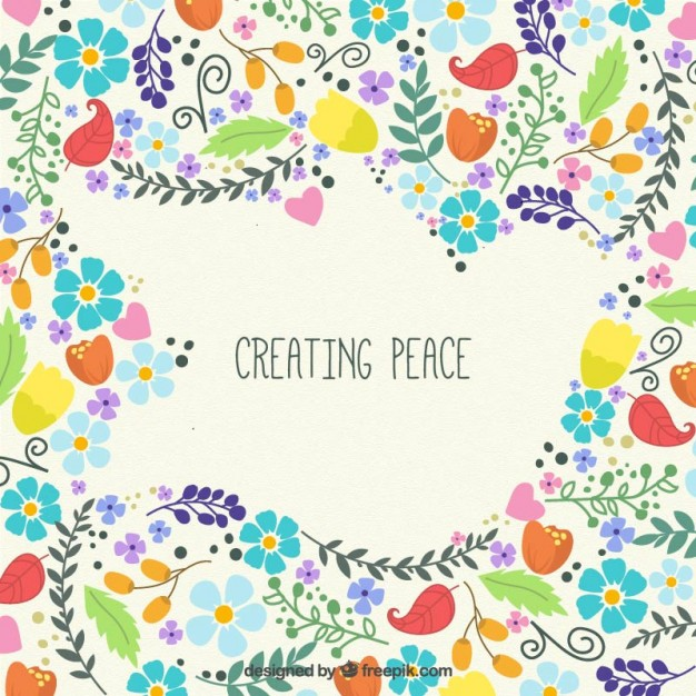 creating peace, freepik