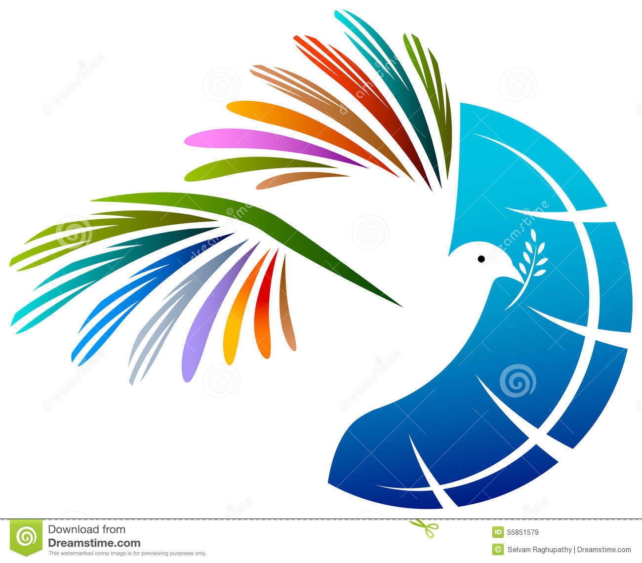 peace-bird-isolated-colorful-design-world-concept-design-55851579 pour PAIX