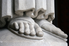 sandale de Jésus