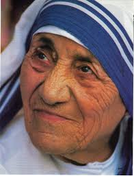 mother teresa, catholicmoms.com